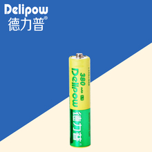 No. 7, No. 7 delipow battery battery charging battery No. 7 genuine AAA380 Ma remote battery Rechargeable Li-ion Cell