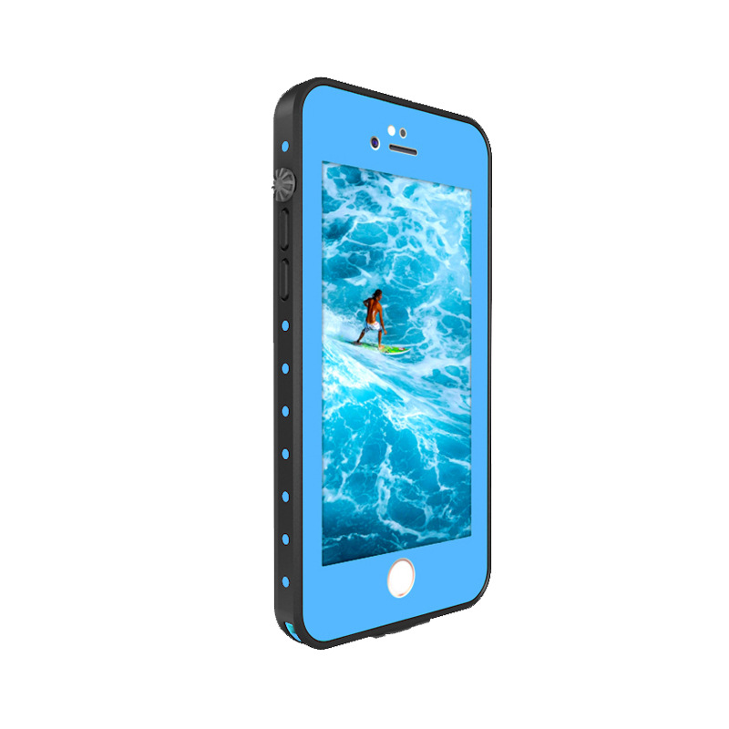 15.For iphone 7 8 plus waterproof case