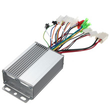 High Quality 36V/48V 350W Brushless Motor Controller For Electric Vehicle Scooter with/without Hall Sensor
