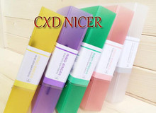 A5 Two-Hole File Folder Transparent Punch Document Filling Product Stationery School Office Supplies DD728(China)
