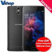 Original DOOGEE BL7000 4G Mobile Phones Android 7.0 4GB+64GB Octa Core Smartphone 1080P Dual Back Cameras 5.5 inch Cell Phone(China)