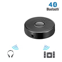 1 to 2 Bluetooth transmitter portable audio wireless adapter for 2pcs Bluetooth headphone listening together(China)