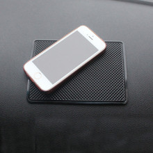 2016 Car Interior Silicone Anti-Slip Dashboard Sticky Pad Non Slip Mat For Phone Coin Sunglass Holder Accessories