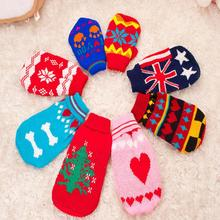 Fashion Pet Clothes For Dog Coat Sweater dog Clothes Warm Winter Good Product For Perro Kitten Clothes Random Colors Classics(China)