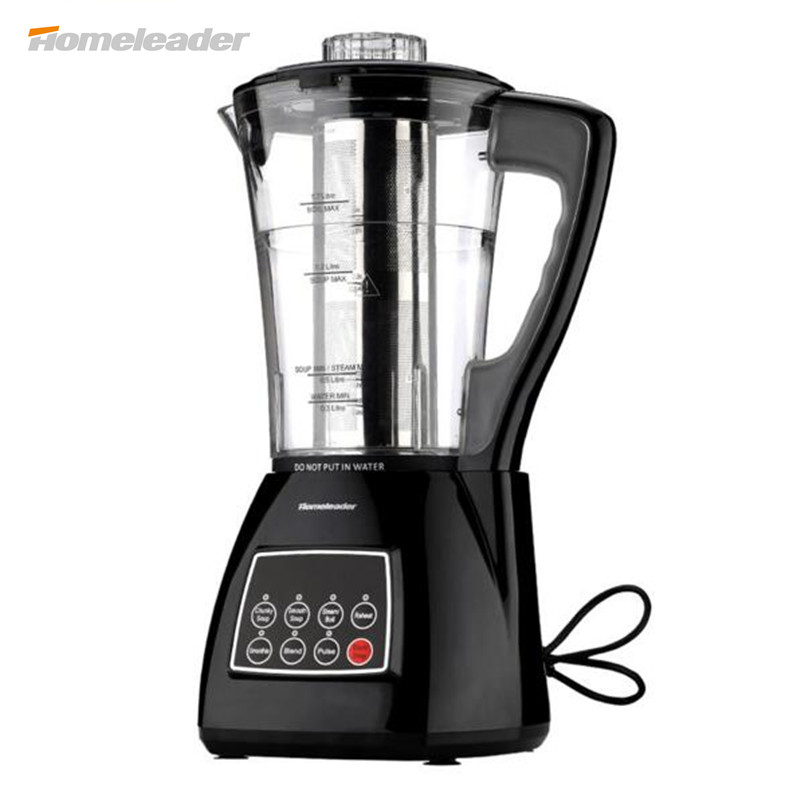 Homeleader Intelligent Electrical Soup Cooking Machine Automatic Food Mixer Household Soup Maker K66-001 New Arrival 2016<br><br>Aliexpress