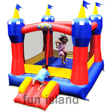 inflatable mini jumper oxford nylon bouncy castles inflable bouncer bounce house(China)