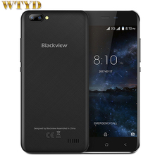 3G Blackview A7 RAM 1GB+ROM 8GB Dual Back Cameras 5.0 inch Android 7.0 MTK6580A Quad Core 1.3GHz SIM GPS Smartphone - Shenzhen WTYD Technology Limited store