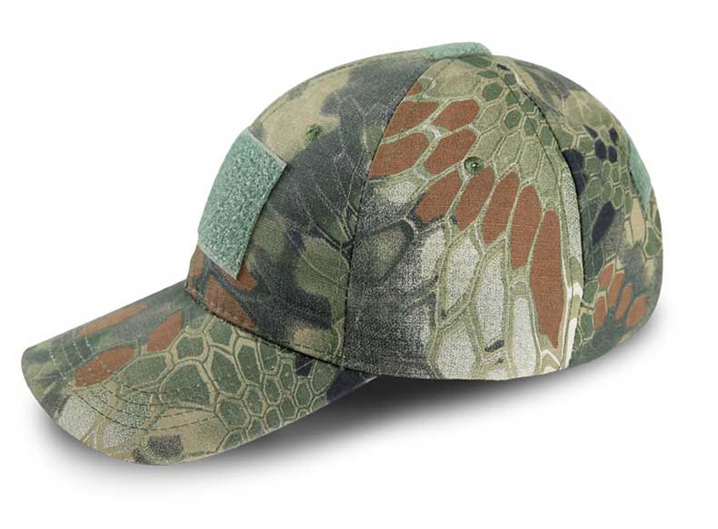 Multicam Military Camouflage Hats For Men Snapback, Color - 1 | HuntZing