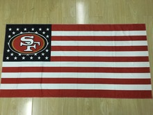 Hot Sale Customized 100% San Francisco 49ers Football Sports Beach Towel 30inches x 60inches Sports Towel Wholesale