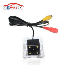BW8031 China Post Air Mail Free Shipping 100% Waterproof 170 Degree Wide Angle Mitsubish Outlander Car Rear View Camera