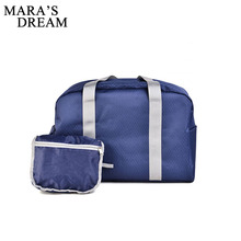 Mara's Dream Vintage Casual Polyester Travel Bags New Fashion Women Totes Luggage Purse Waterproof Handbags Shoulder Bags
