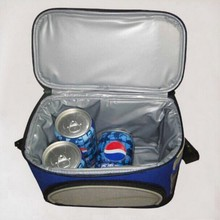 car Refrigerators colorful cooler box pvc material can keep drink cool and warm good quality