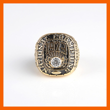 New Design National College 1973 Alabama Crimson Tide Replica High Quality Championship Rings(China)