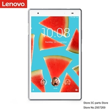 Lenovo Tab 4 plus 8704F 8 inch Android 7.1 Wifi Tablet 4GB 64G Snapdragon 625 1920*1200 Fingerprint Double-sided glass design(China)