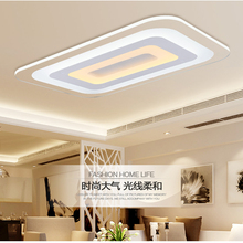 Patented product,thin only 1.8CM,living room /bedroom LED ceiling light,60 * 47cm 65W