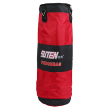 JHO-SUTENG 100cm Three Layer Thicken Hollow MMA Muay Thai Boxing Punching Bag Sandbag with Chain