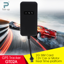 Mini GT02A GPS Tracker Car Motorcycle GSM GPRS GPS Tracker Real Time Tracking Car Trackering Device GPS Locator GPS Car Tracker