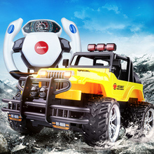 1:20 Nano Off-road Sport Untility Vehicle Remote Controlled RC Build Brick Block Drifting Racing Car Kid Funny Gift