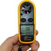 BENETECH GM816 Digital LCD CFM/CMM Thermo Anemometer + Infrared Thermometer For Wind Speed Gauge Meter Temperature