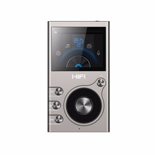 IQQ 2017 New Arrival C18 MP3 Player 55 Hours Playback 8GB Support TF Card up to 128GB RK Chipset HiFi Player 21338TW