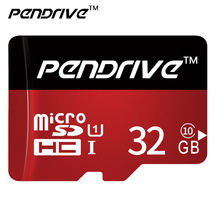 Pendrive Class 10 Micro SD Card  8GB 16GB 32GB 64GB 128GB Memory Card C10 Mini SD Card C6 4GB SDHC SDXC TF Card for Smartphone