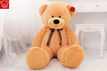 100cm GIANT HUGE BIG STUFFED TEDDY BEAR TOY COVER(WITHOUT FILLING)(China)