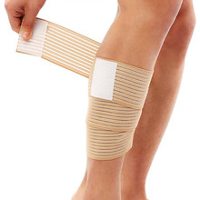 Elastic Force Knee Elbow Wrist Ankle Support Wrap Bandage Compression Strap Wrist Brace Guard Universal