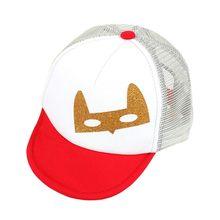 Primavera Verano niños bebé sombrero lindo Fox gorra de béisbol Palma bebé  niños niñas algodón malla gorras Unisex viseras sombr. 924b6b0c465