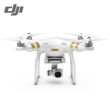 DJI Phantom 3 Series Drone With 2.7K-4K HD Camera &Gimbal RC Helicopter Brand New P3 GPS system drone(China)