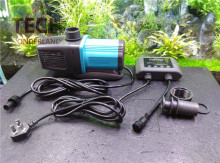Aquarium AC Variable frequency water pump ultra-silent submersible pump fish tank water pump liquid filter 10000L/H