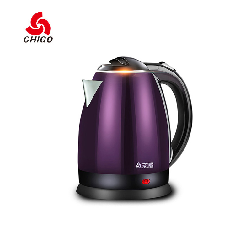 Chigo Electric Kettles Stainless Steel Smart Constant Temperature Control Water home 1.8L  Thermal Insulation Teapot ZJ18A-708G8<br>