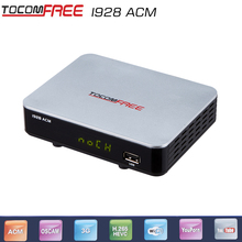 Satellite internet receiver tocomfree i928ACM free add 1 pcs wifi antenna free for Brazil