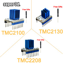 TMC2100/2130/2208 Stepper Motor Driver Step Stick for 3D Printer with Excellent Stability Silent Protection Superior Performance(China)