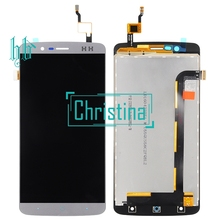 HH Elephone P8000 brand new LCD Display Touch Screen Digitizer Assembly Replacement 5.5inch free shipping tools