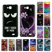 "For Oukitel C3 Cute Cartoon Pattern Style Cool Gel Soft TPU Silicone Case for oukitel c3 5.0"" Phone Cover Celular cases"