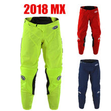 Troy Lee Designs TLD 2018 Motocross Pants MX Dirt bike Moto GP Pant Cool MTB Motorcycle Off Road Trousers(China)