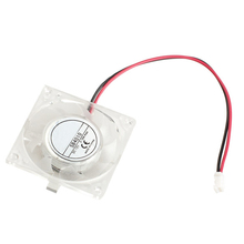 New 40mm Square CPU Cooler Video Card Heatsink Cooling Fan Exhaust Blower for Computer Best Price