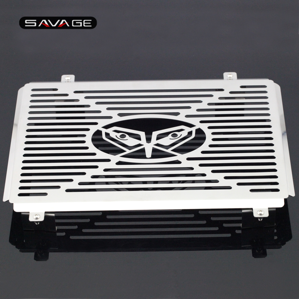 Radiator Grille Guard Cover For YAMAHA FZ-6R FZ6 N/S Fazer XJ6 N/S/F Diversion FZ6R Motorcycle Accessories Protector Net<br>