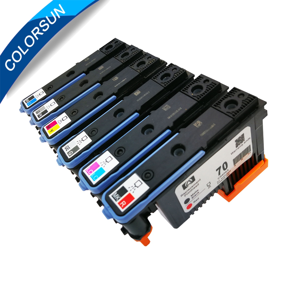 Remanufactured 12 color for hp70 printhead Z3100/Z3200 printhead for hp Z3100/Z3200 printhead