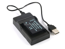 DMW-BCG10 BCG10GK Rechargeable Camera Digital Battery + USB Charger For Panasonic DMW-BCG10E DMW-BCG10PP DMC-3D1 DMC-TZ6