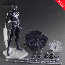 NEW Play Arts Kai PA Thor Figure Super Hero Spider-Man PA 27cm PVC Action Figure Doll Toys Kids Gift Brinquedos