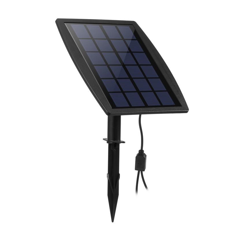 كشافات تعمل على الطاقة الشمسية 5