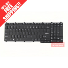New Replacement FOR TOSHIBA Qosmio F60 F750 F755 English notebook keyboard
