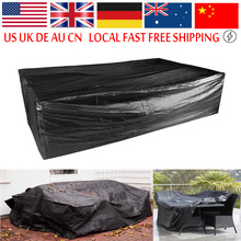 Furniture Waterproof Cover Piano Cover Waterproof Outdoor Protective Garden Patio Table Desk Chair Bench Rain Covers
