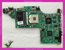 630280-001 Main Board For HP DV6 DV6-3100 Laptop Motherboard DALX6MB6H1 HM55 DDR3 Tested working(China)