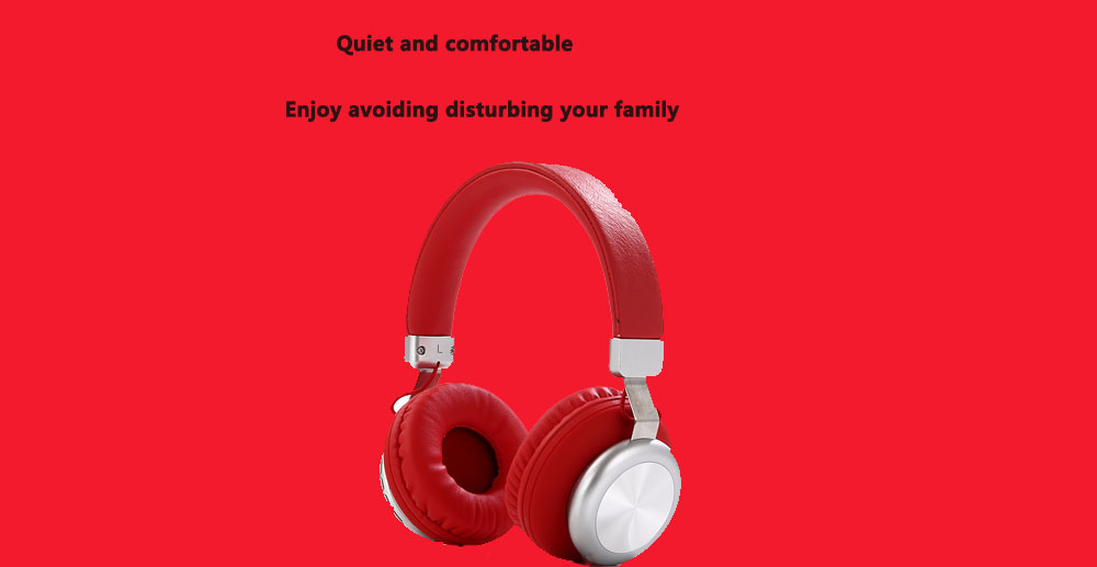 NEW Active Noise Cancelling Wireless Bluetooth Headphones Portable Headset with microphone All Smart phone and music game