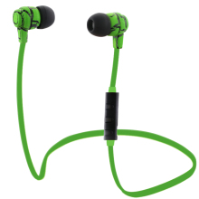 Earphone Bluetooth Headset Sport with Mic Wireless Stereo V4.0 Earbuds Handsfree For Samsung iPhone Sony PC Wireless Headphones