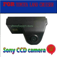 Color CCD HD Free Shipping for TOYOTA Land Cruiser LC100 4700 Car Rear View Camera Reverse Backup parking aid waterproof