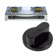 5pcs/lot Kitchen Bakelite Gas Stove Oven Cooktop Range Burner Rotary Switch Knob Handle Black Kitchen Cookware Parts Accesories