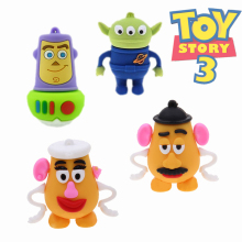 Amthin pendrive toy story Aliens USB Flash Drives thumb Woody pendrive memory stick u disk Mr. Mrs.Potato Head 4G usb 8G 16G 32G